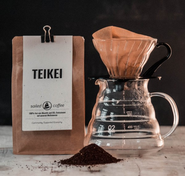 Sailed Coffee – Filterkaffee Gemahlen – 250 g