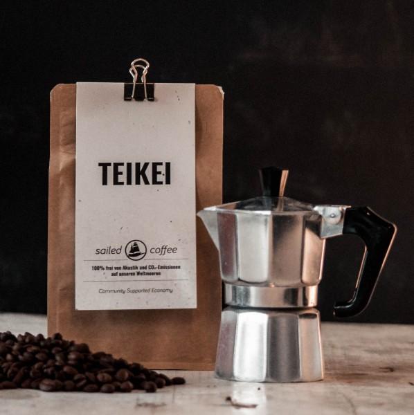 Sailed Coffee – Espresso Bohne – 250 g