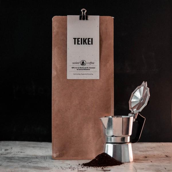 Sailed Coffee – Espresso Gemahlen – 1000 g