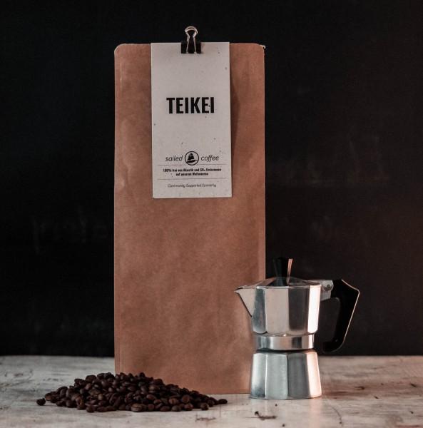 Sailed Coffee – Espresso Bohne – 1000 g