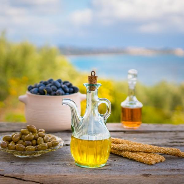 Olivenöl 'Olea Nea Polyphenol' - nativ extra, naturtrüb