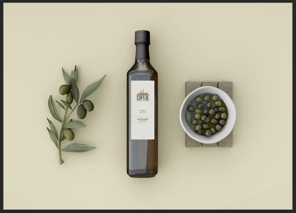 Bio-Olivenöl, Koroneiki sortenrein, extra nativ