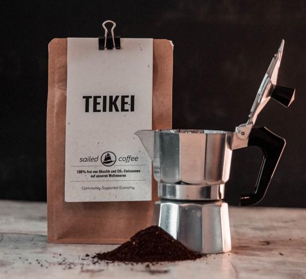 Sailed Coffee – Espresso Gemahlen – 250 g