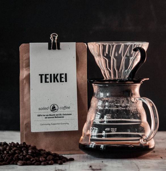 Sailed Coffee – Filterkaffee Bohne – 250 g