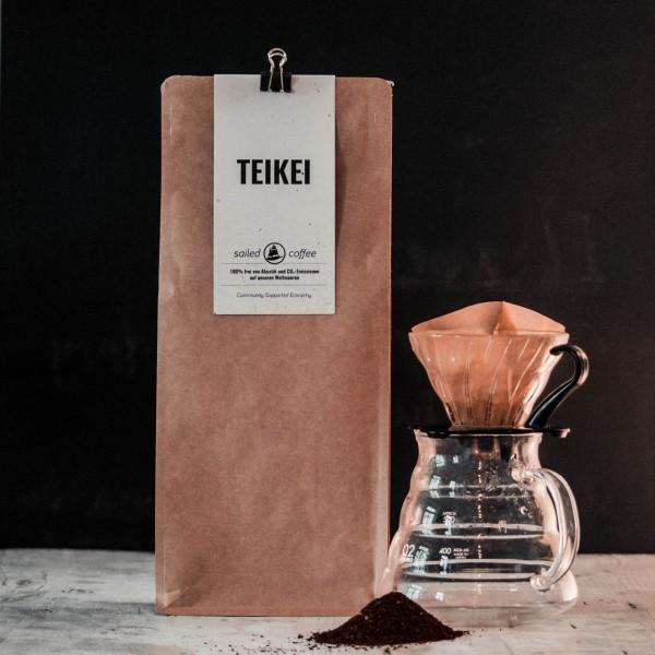 Sailed Coffee – Filterkaffee Gemahlen – 1000 g