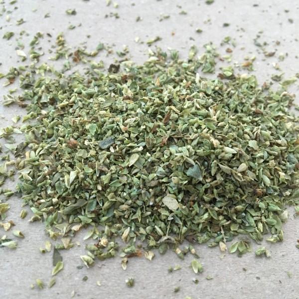 Oregano, getr. - origanum vulgaris - gerebelt